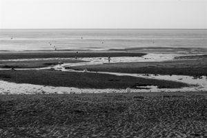 Alone - On the beach