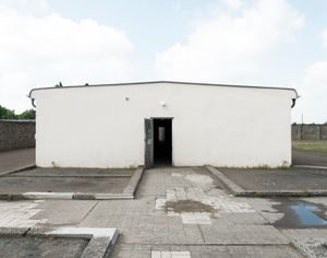 Prison, Sachsenhausen Memorial and Museum, 2016