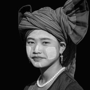 Myanmar Beauty