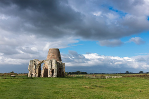 St. Benet's Abbey gatehouse