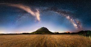 Milky way castle