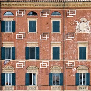I Tre Palazzi (Corsini-Scotto) - Lungarno Galilei, Pisa