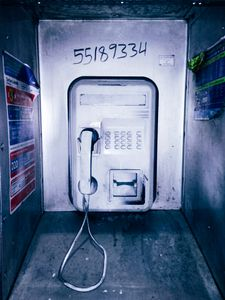 Phone booth #200