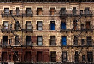 Blind Windows. New York, USA. 2012.