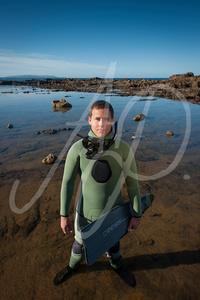 Matthew Pifer, Free Diver