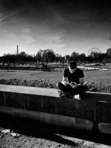 Les Jardins de Tuileries /1