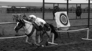 Balance On Horseback