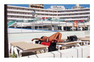 The Wave Hotel, Majorca, Spain.