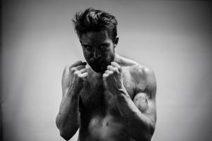 Fighter© Alan Thomas Duncan Wilkie