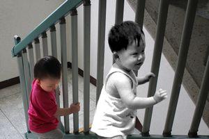 계단은 이렇게-( 시간여행).