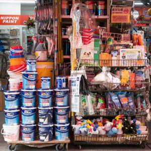 Obsessiveness: Store