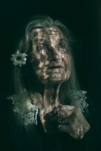 Old ladies are beautiful