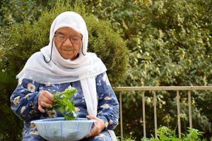 green grandma