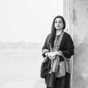 """""""Women are stronger by default because they are like trees without roots. We are uprooted even before we settle. But you know what? I'm sick of being strong. It's like a disease."""" (Translated from Urdu.)"""