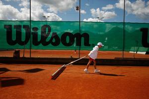 Tennis court, Bulle