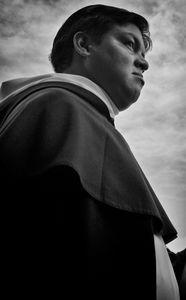 Priest in Procession, Cusco