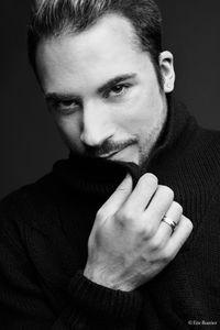 Enigmatic Smile (Model: Frédéric De Ridder).