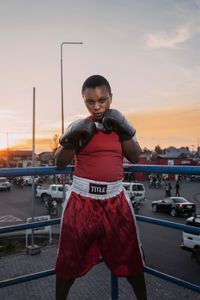 Boxing Against Violence: The Female Boxers Of Goma.
