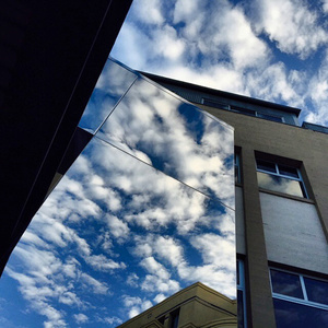 Mirrors and clouds