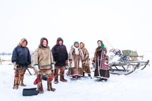 Nenets Family