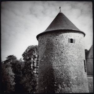 14th c. Pigeonnier, St. Martin-du-Bec, France (Seine-Maritime) 2003 © Vicki Topaz