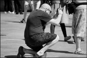 Street photographer.