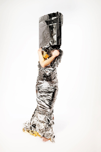 Haute Couture on Metal 1