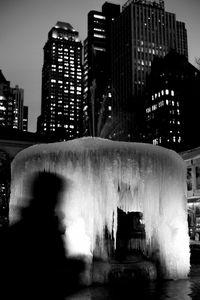 Frozen Fountain 1
