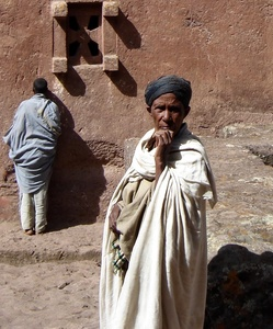 Pilgrims, Lalibela