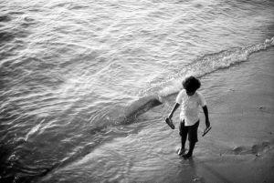 l enfant et la mer