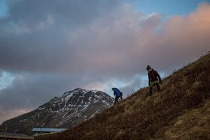 Iceland's path N°5