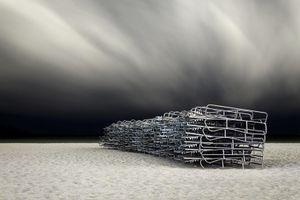 Beach Chair Stack © Jorge De La Torriente
