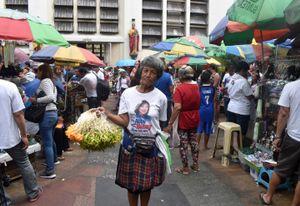 Sampaguita Vendor