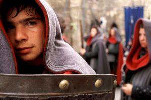 The Assisi Calendimaggio festival