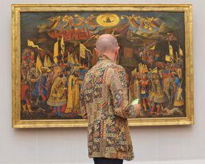 Gemäldegalerie 13