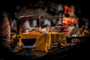 Aarti (Hindu Prayer)