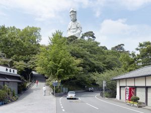 Grand Byakue. Takazaki, Japan, 42 m (137 ft). Built in 1936 © Fabrice Fouillet