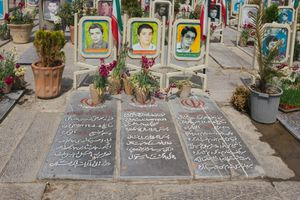 The martyrs'