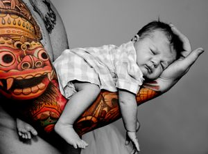 Littlest Warrior