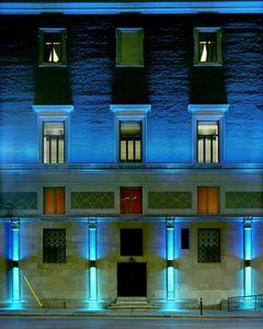 Blue House, Toronto