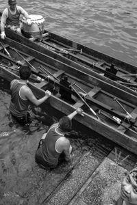 Dragonboat Preparations