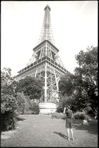 La plus grande antenne de la ville