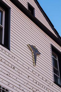 Caduceus 2, Northwest View, 7.28.15, 8:02pm, 2015