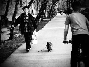 Прогуливание