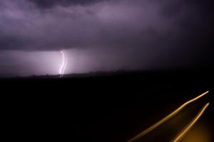 10 BETWEEN - Lightning strike - Argentina
