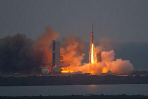 Orion / EFT1 Launch