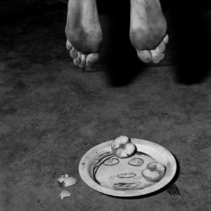"""Fragments, 2005. From the series """"Boarding House"""" © Roger Ballen"""