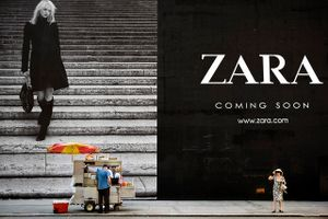 "Zara #01 from ""Coming Soon"" © Natan Dvir"