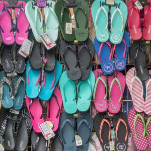 Obsessiveness: Flip-flops