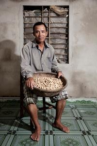 Sam, peanut farmer